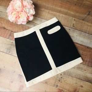 INC Causal skirt